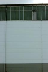 Bleak Fire Escape... (AlexSalvetore) Tags: door building green architecture fire grey unsafe escape gloomy sad bleak questionable depressing