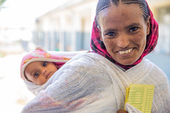 Measles response in drought-affected areas (UNICEF Ethiopia) Tags: unicef health drought emergency scabies emerge tigray healthpost healthextensionprogramme emergencyandresilience