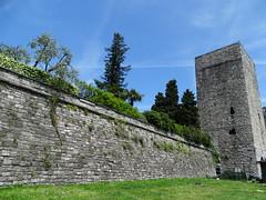Porta Torre, Como, Lombardy, Italy (Loeffle) Tags: italien italy como italia citywalls lombardia stadtmauer lombardy stadttor citygate lombardei portatorre 052016
