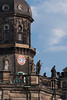 Clock tower (quinet) Tags: germany 2012 kulmbach castleroad burgenstrase