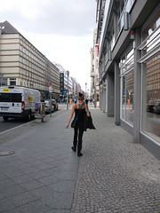 Charlottenstrasse.Berlin (ott1004) Tags: dog berlin potsdamerplatz berlintvtower checkpointcharli gendarmentmarkt charlottenstrasseberlin