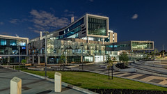 New Royal Adelaide Hospital (Andrew_Dempster) Tags: longexposure nightphotography urban architecture night nightshot australia adelaide sa southaustralia royaladelaidehospital nrah newroyaladelaidehospital