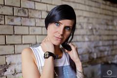 Maxi (brandenburg-photo.de) Tags: girls cologne kln rhein blackhair rheinland inked blueeyed tattoed belgischesviertel streetstyle domstadt girlswithblueeyes