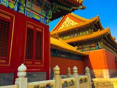 Verbotene Stadt - Forbidden City (gerhard.boepple) Tags: china city asia forbidden stadt peking bejing verbotene