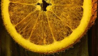 Orange Bubbles  HMM!!