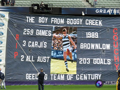 Geelong Football Club Photos 2016 (JamesDPhotography) Tags: cats football powershot couch tribute cheer paul canon cameron photography patrick tom jimmy stanley shane club squad banner cats hawkins geelong tribute dangerfield guthrie rhys bartel kersten jamesd sx710
