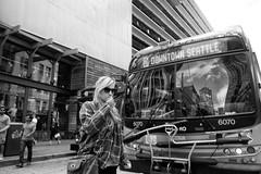 Seattle (Brian Legate) Tags: bw black white blackandwhite street city urban citylife downtown streetphotography seattle washington seattlewashington pikeplace pike