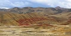 Life on Mars (Gunn Shots (Mark Gunn)) Tags: oregon paintedhills paintedhillsoregon