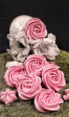 (IrishMomLuvs2Bake) Tags: roses sweets centerpiece pink cherry dessert