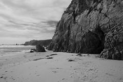 Two Paths (threetwotoo) Tags: ocean california beach big sand sur cave