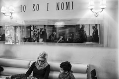 Roma aprile 2016 - Pigneto (Maurizio Tattoni....) Tags: ilpigneto roma lazio pasolini iosoinomi bn bw blackandwhite biancoenero monocrome bar leica mauriziotattoni