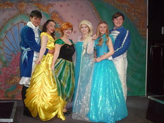 Joe's Princess Ball (Elysia in Wonderland) Tags: joe purdy productions princess ball elysia elsa anna frozen queen cinderella prince charming adam beast belle characters