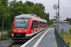 P2360031 (Lumixfan68) Tags: eisenbahn zge triebwagen baureihe 648 dieseltriebwagen vt alstom coradia lint 41h deutsche bahn db regio der echte norden nahsh