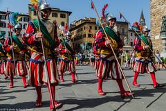 Corteo Storico Firenze 2016 (Pucci Sauro) Tags: toscana firenze piazzadellasignoria corteostorico