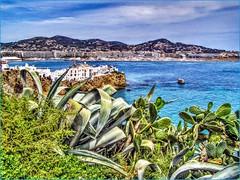 Port d'Eivissa, the new town (Bruno Zaffoni) Tags: ibiza spain eivissa hdr