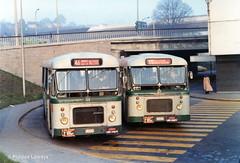 STIL 97-15 - 129-46 (Public Transport) Tags: bus buses belgique busen bussen bussi busz vanhool brossel transportencommun trasportopubblico stil publictransport provincedelige