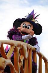 Halloween Pop'n LIVE (sidonald) Tags: tokyo disney tokyodisneyland tdl tokyodisneyresort tdr halloweenpopnlive parade disneyshalloween2016     minniemouse minnie