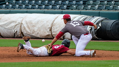 Fall Ball - Oct 7-5 (Rhett Jefferson) Tags: hunterwilson jordanmcfarland arkansasrazorbacksbaseball