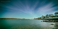 Filtvet Lighthouse (Normann Photography) Tags: buskerud drbaksundet filtvet filtvetfyr hurum easyclouds lighthouse longexposure seascape thebigstopper norge no