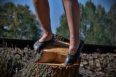 U trati (036) (Merman cviky) Tags: cviky pikoty gymnastic slippers gymnastikschuhe schlppchen turnschlppchen gym shoe gymnasticshoes gymnasticslippers zapatillas cvicky slipper tppeli gymnastiktoffel gymnastikslipper