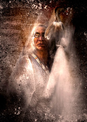 Protectors - Timelessness (Aperture Yogi) Tags: nodapl dapl lakota march rally standingrock spirit light
