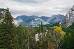 From Banff Springs View (RadPhotos, CA) Tags: autumn canada fall alberta northamerica banff 2014