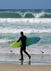 Asilomar Beach (ofarrl) Tags: ocean california usa beach monterey surf candid wave surfing surfboard pacificgrove asilomar