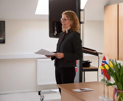 Семинар, посвящённый двухсотлетию Конституции Норвегии