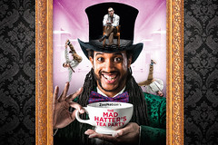 The Mad Hatter's Tea Party to be live streamed for free on 18 December 2014