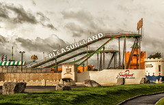 Pleasureland (graeme murray - digitalplaces) Tags: architecture buildings promenade rollercoaster seafront southport themepark pleasureland seasidetown