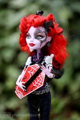 operetta arrived (photos4dreams) Tags: toy toys opera doll phantom mattel operetta pppchen photos4dreams photos4dreamz p4d monsterhigh