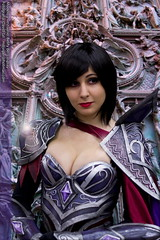 Fiora (mviper) Tags: cosplay lol legends league fiora nightraven