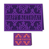 birthday-card (emily dyer) Tags: silhouette card folded greetingcard svg papercut diecut foldedcard