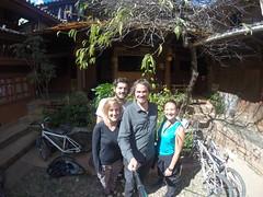 Photo de 14h - Avec Olivier et Pauline à Shaxi - 04.11.2014
