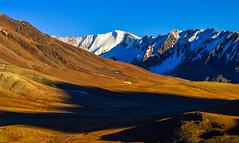 Baralacha pass (Sougata2013) Tags: india mountain nature landscape nikon hill pass himalaya hilltop himachalpradesh nikond3200 snowpeak baralachapass baralacha lahaulvalley