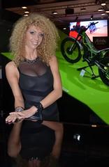 Eicma 2014 Model (300) (Pier Romano) Tags: woman sexy girl beautiful model milano babe salone blonde moto motorcycle belle donne hostess bella bellezza fiera ciclo esposizione rho 2014 ragazze bionda modelle eicma