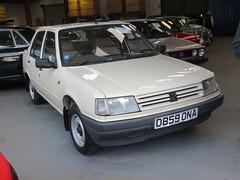 1987 Peugeot 309 1.3 GE (GoldScotland71) Tags: d859ona