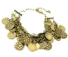 5th Avenue Brass Bracelet K1 P9490-1