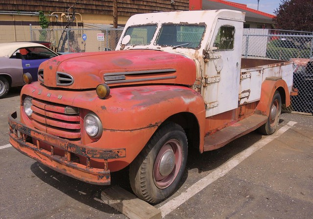 ford 1948 truck f3