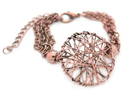 5th Avenue Copper Bracelet P9820A-4