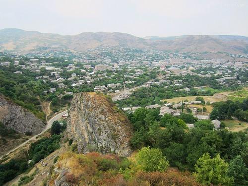 Berd, Tavush, Armenia.