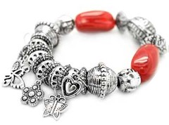 Sunset Sightings Red Bracelet P9710-5