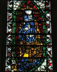 Mary (Aidan McRae Thomson) Tags: york window cathedral yorkshire stainedglass medieval minster