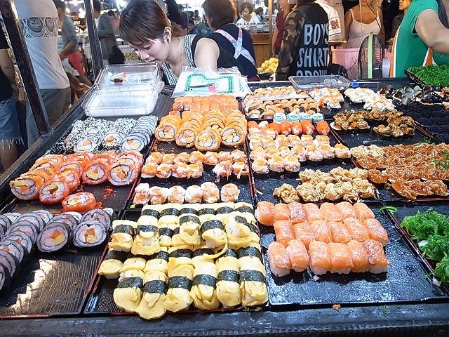 <p>お寿司だ~</p>