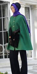 yeil-pelerin (Umhaenge2010) Tags: cape cloak umhang