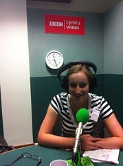 "Zoë talking science on BBC Radio Wales • <a style=""font-size:0.8em;"" href=""http://www.flickr.com/photos/66389448@N03/15698619609/"" target=""_blank"">View on Flickr</a>"