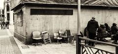 Chairs (PAJ880) Tags: park bw boston ma chinatown mary soo hoo chais