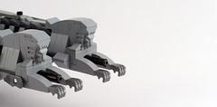 VV Twin Lions (04) (F@bz) Tags: lego vv starfighter dieselpunk vicviper novvember