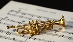 Trumpet Solo (PhotosbyDi) Tags: music trumpet jazz instrument brass nikond600 tamronf2890mmmacrolens