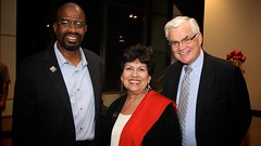 Vincent McCoy, Ofelia Valdez-Yeager and Ronald O. Loveridge